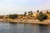 Постер, плакат: Nile Village