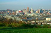Downtown Cincinnati Ohio