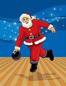 Santa Bowling.eps