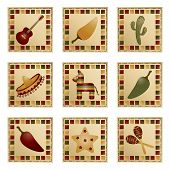 Mexican Squares