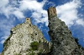 Tower of Devin castle
