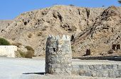 Ancient Ruins In Ras Al Khaimah. United Arab Emirates