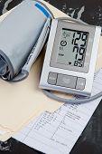 Medical Records & Blood Pressure Test