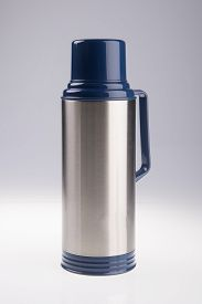 pic of thermos  - Thermo flask - JPG