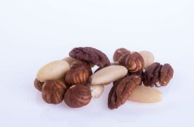 pic of mixed nut  - mix nut - JPG