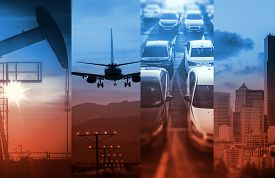 picture of economy  - Energy and Transportation In a Strong Global Economy - JPG
