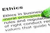 Ethics Definition