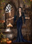 picture of wicca  - In everything magical there is something marvelous - JPG