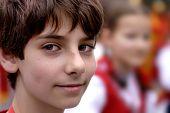 Rumänische Boy