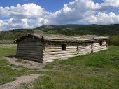 Cunningham Cabin, Flying U Ranch