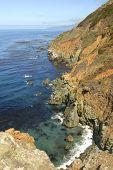 Big Sur California Coastline