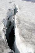 Glacier Crack