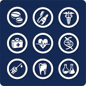 Medicine And Health Icons (set 6, Part 2)