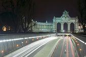 Parc du Cinquantenaire, Jubel-Park, Brüssel