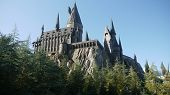 The Wizarding World of Harry Potter Castle