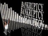 Bankruptcy, Failing Business, Outcry.