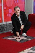 Los Angeles, ca feb 14: matt Groening erhält einen Stern auf dem Hollywood Walk of Fame am 14. Februar