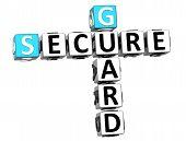 3D Secure Guard Crossword