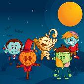 Halloween Monster Parade