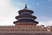 Temple of Heaven: an Imperial Sacrificial Altar in Beijing, China