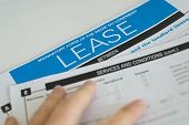 reading a lease