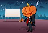Pumpkin Advertising