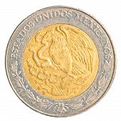 Mexican Peso Coin