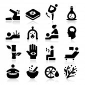 picture of anti-cancer  - Therapy Icons - JPG