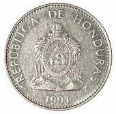 50 Honduran Lempira Centavos Coin