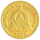 10 Honduran Lempira Centavos Coin