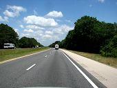 Rv On Interstate