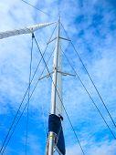 Catamaran Mast
