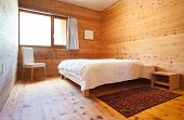 image of chalet interior  - interior new chalet - JPG