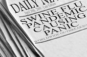 Swine Flu Pandemic Causing Panic