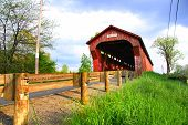 Swartz covered bridge