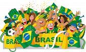 Fãs do Brasil