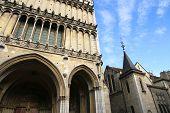 Ancient Architecture In Dijon