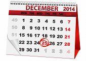 Holiday Calendar For Christmas