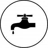 faucet symbol