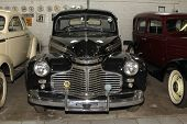 Vintage Car 1941 Chevrolet Coupe