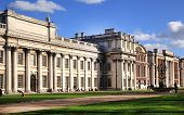 LONDON, UK - FEB 23, 2014: University of Greenwich, one of the top universities in England.