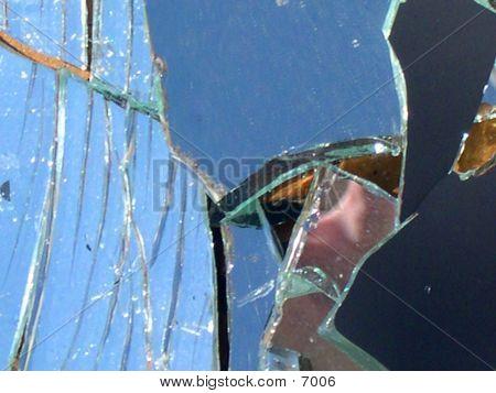 Broken Mirror poster