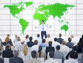 Green Global Business Presentation