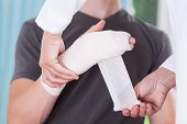 Sprain Of Wrist