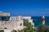 Old Jaffa Seascape