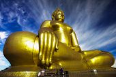 The Big Golden Buddha