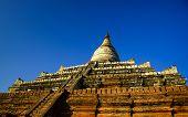 Shwesandaw Pagoda Bagan, Myanmar