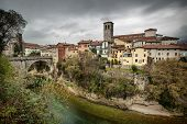 Cividale Del Friuli In Early Spring