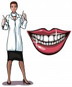 Dentist And Smile