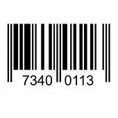 Bar code with fake numbers